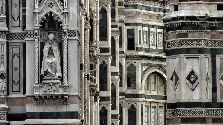 Dettaglio duomo di Firenze