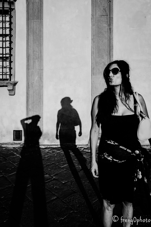 Portrait session in Siena
