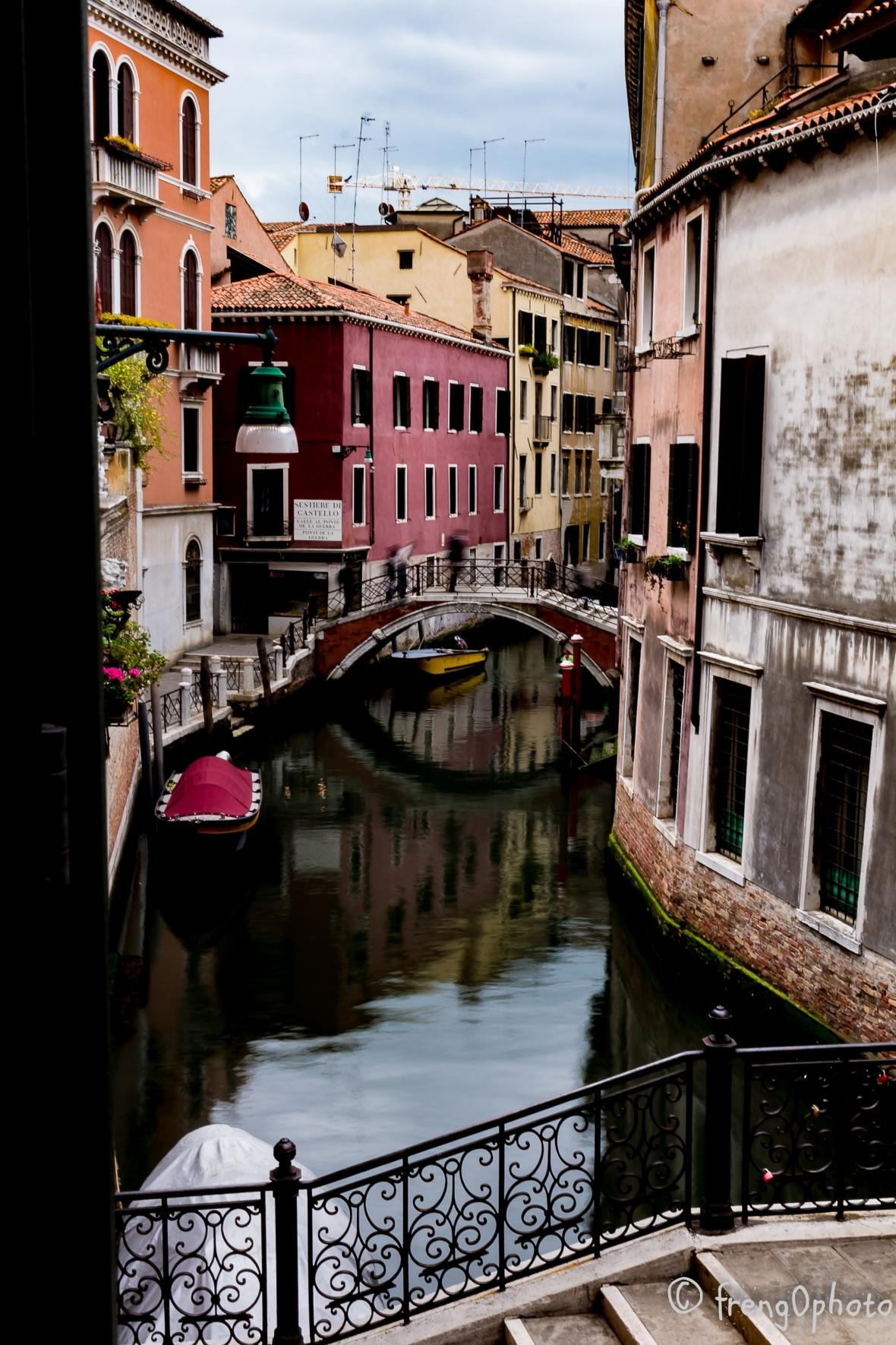 Calle Malvasia - Venezia