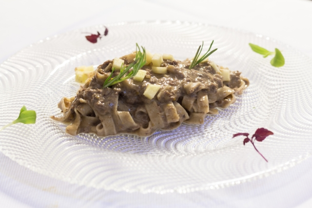 Pappardelle at Lago Pianozes