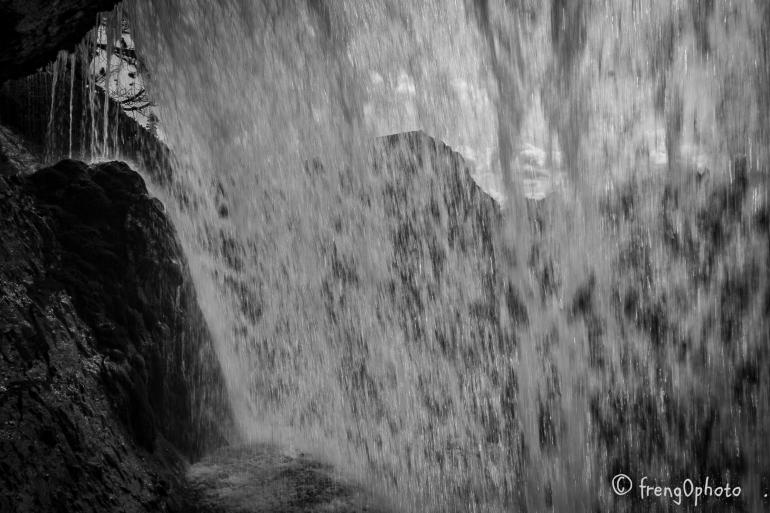 Cascate di Fanes , Cortina d'Ampezzo
